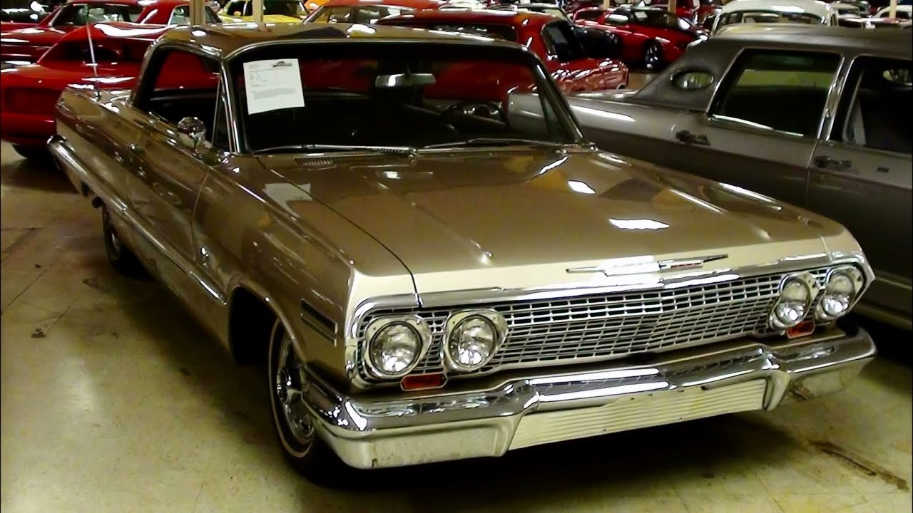 Chevy Impala Touch Up Paint