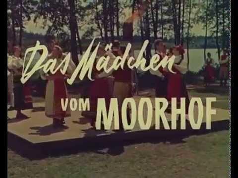 Das Mädchen vom Moorhof (1958) - Jetzt auf DVD! - mit Claus Holm - Filmjuwelen