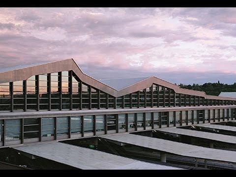 Cruz y Ortiz Arquitectos • 'Basel SBB' railway Station, Basel