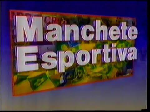 Intervalo Comercial Rede Manchete - Manchete Esportiva - 27/02/1997 (2/7)