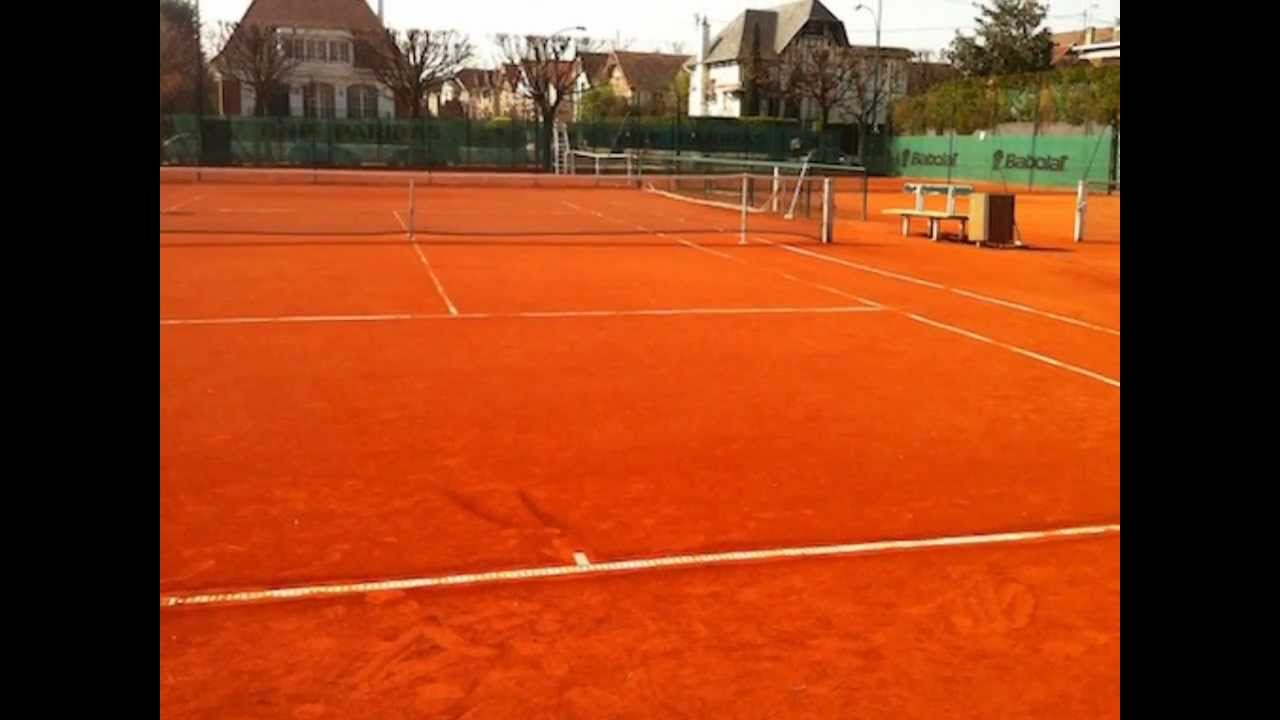 construction d 39 un court de tennis terre battue crea terre On cout d un court de tennis