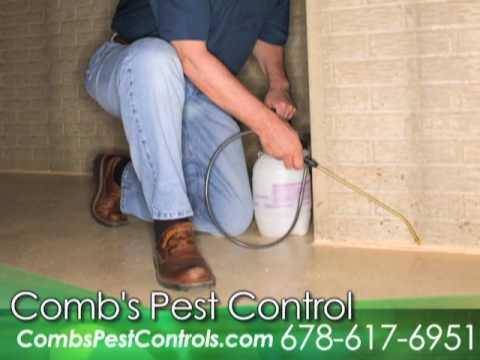 Comb''s Pest Control- Pest Control Equipment & Supplies Retail, Gainesville, GA