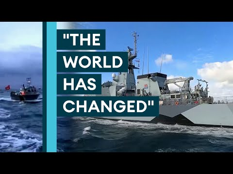 FISHING ROW: Why Were Royal Navy Warships Sent To Jersey?