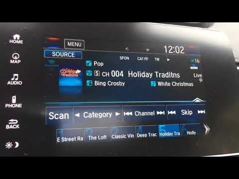 SiriusXM Holiday Traditions 2017