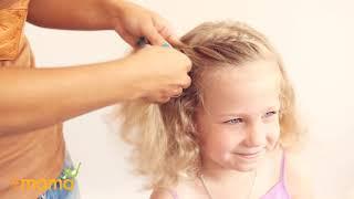 видео Стрижка ребенка. Как укрепить детские волосы. Если у ребенка тонкие волосы