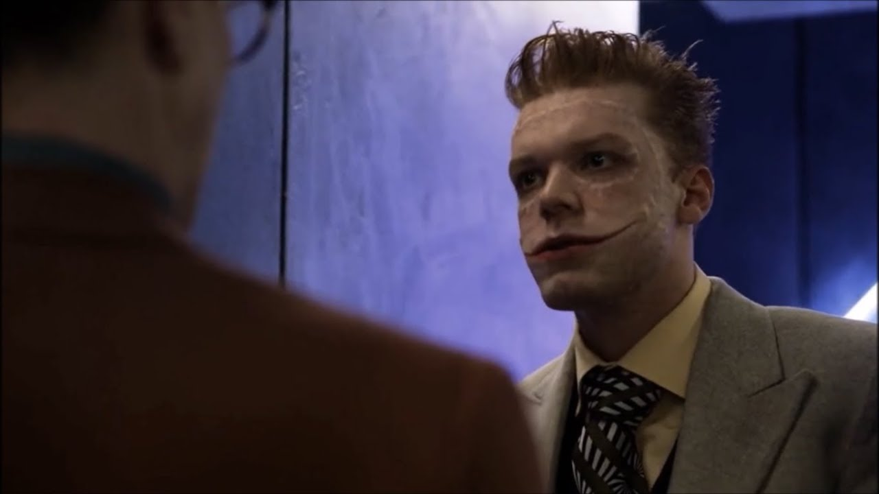 Jerome escapes from Jeremiah Valeska! | Gotham | S04 E17