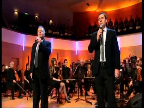 Songs of Praise ~ The Celtic Tenors  You Raise Me Up