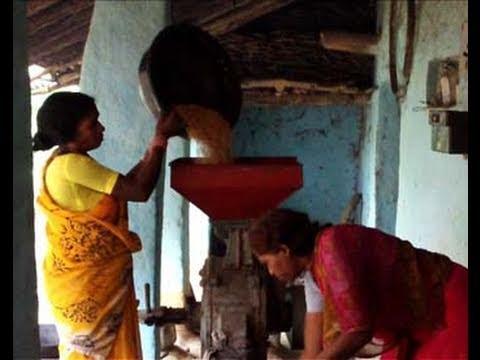 Businesswomen Stop Rural Migration
