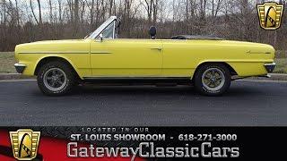 #7236 1964 Rambler American - Gateway Classic Cars of St. Louis