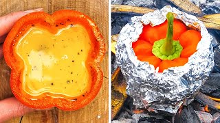 30 UNUSUAL WAYS OF COOKING OUTDOORS AND IN YOUR KITCHEN!