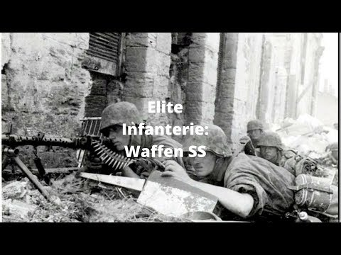 Heroes and Generals- German Elite Infantry| Waffen SS