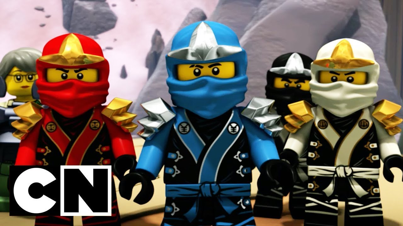 LEGO Ninjago   The Last Hope (Bahasa Indonesia)   Cartoon ...