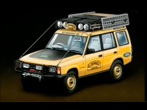 1992 Camel Trophy Land Rover Discovery Amp Defender