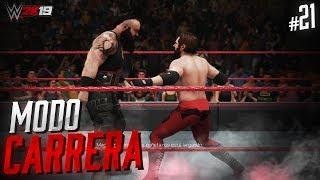 WWE 2K19 Modo Carrera | CUENTAS PENDIENTES - Episodio 21