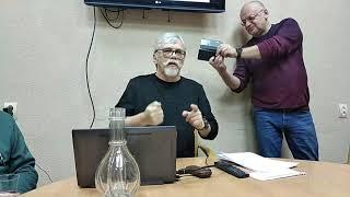 Лекция Александра Романовича в день рождения русской водки ч 1