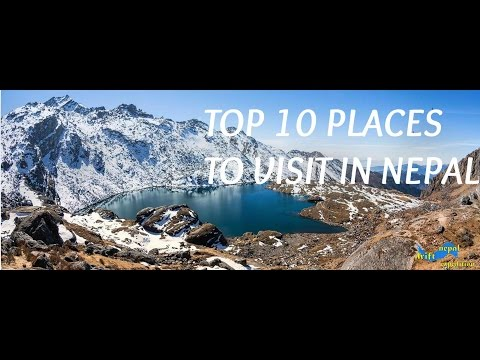 Top 10 Places to Travel in Nepal