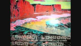 KRAINEV plays SCHNITTKE - Concerto for piano and string orchestra (1979)