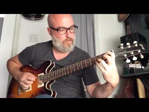 Cameron Mizell - Black Hole Sun (solo guitar)