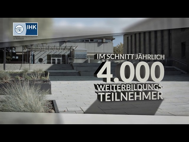 Success Story - IHK Dortmund