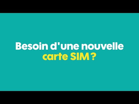 carte nano sim sosh Le changement de carte SIM chez Sosh, c'est facile   YouTube