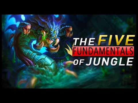 The 5 Fundamentals of Jungle in League of Legends thumbnail