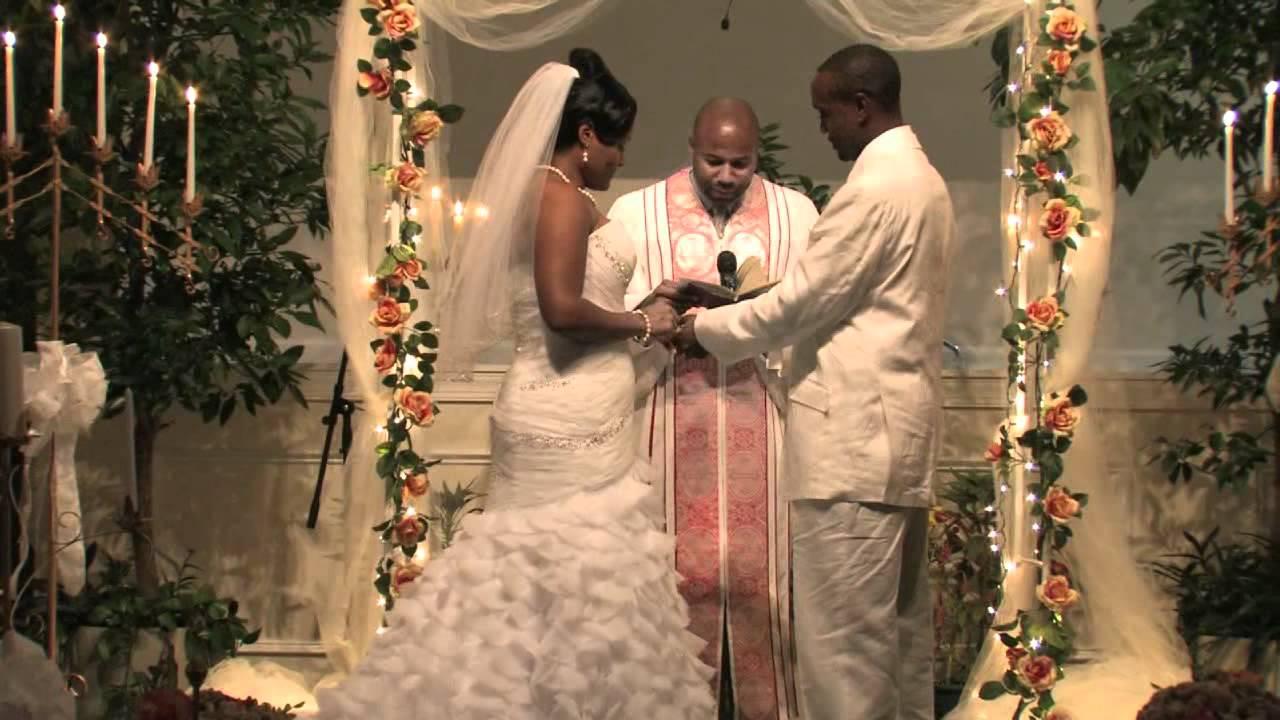 sc 1 st  YouTube & Candle Light Wedding www.leemediaproductions.com - YouTube azcodes.com