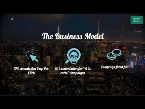 IE Venture Day Madrid 2016 finalists:  B influencer