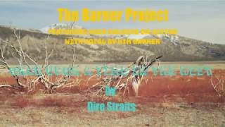 ONCE UPON A TIME IN THE WEST DIRE STRAITS cover by THE BARNER PROJECT