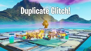 *NEW* Working DUPLICATION Glitch! How to Duplicate Items using this Fortnite Season 9 Glitch!