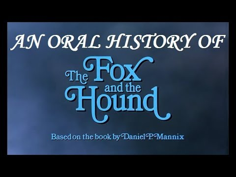 An Oral History of THE FOX AND THE HOUND (1981)