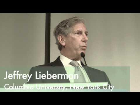 SOPSI 2015 Jeffrey Lieberman, the pathogenesis of psychosis