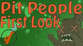 Pit People Review - Early Access First Look (Video Game Video Review)