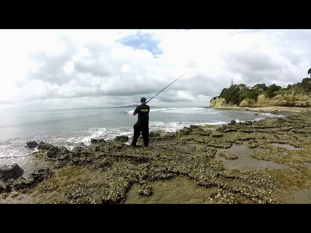 How to Fish from The Rocks