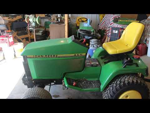 Repeat John Deere 455 Project: Part 11 (Setting the valve lash) by