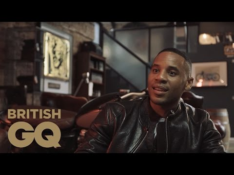 Reggie Yates Shows You His Favourite Fashion Spots in London | GQ Places | British GQ