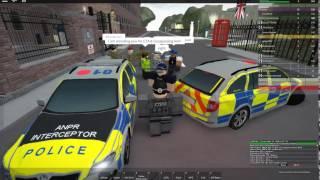 [Roblox] UK Met patrol Random crime