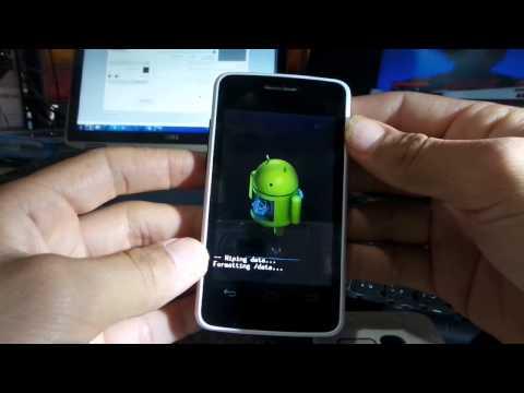 Vodafone 875 - smart mini hard reset