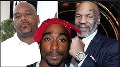 Mike Tyson Puts Hands On The Game's Manager Wack 100 For Disrespecting His Friend Tupac In Podcast