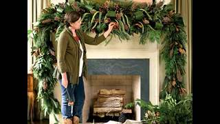 Diy Christmas Decorating Ideas For Mantels