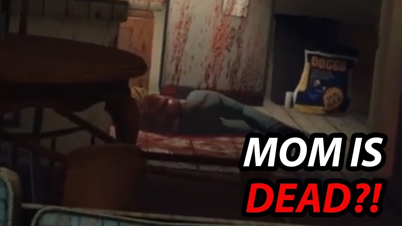 Lets Players Reaction To Finding Mom Dead Duck Season