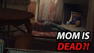 Let's Players Reaction To Finding Mom Dead | Duck Season