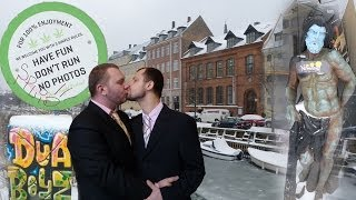Поездка Копенгаген. Свадьба в Дании
