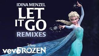 Idina Menzel Let It Go from Frozen Corbin Hayes Remix Audio