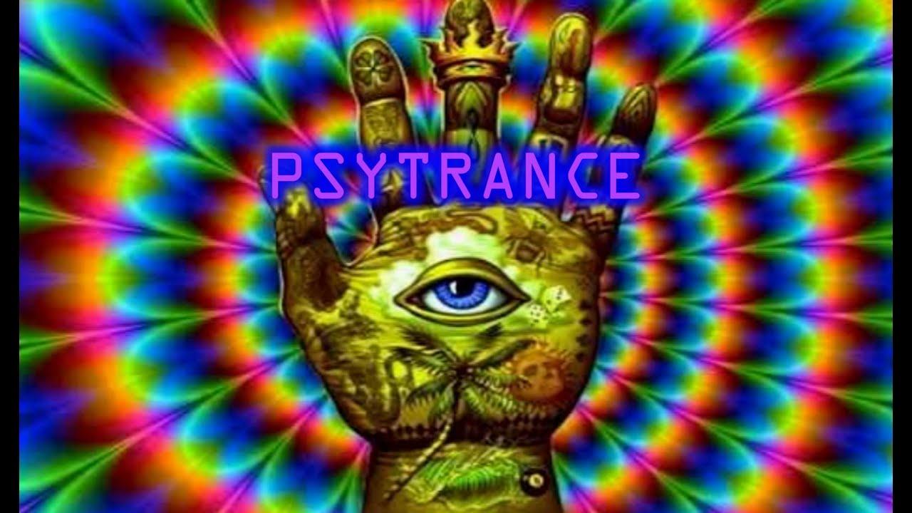 PSYTRANCE  2021 (#37)  HD  visual #psytrance2021