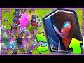 NIGHT WITCH DRAFT CHALLENGE! Clash Royale New Update!