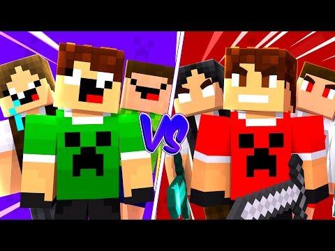Minecraft REVERSO : O COMEÇO - (NOVA SÉRIE)