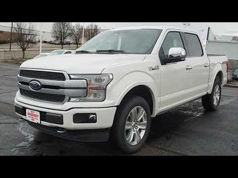 Ford F- Platinum in Cincinnati, OH