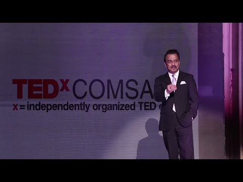 You become what you believe  | Mir Mohammad Ali khan | TEDxCOMSATS