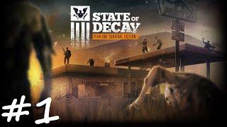 State of Decay: YOSE – W końcu spolszczonko sprawdźmy gierkę