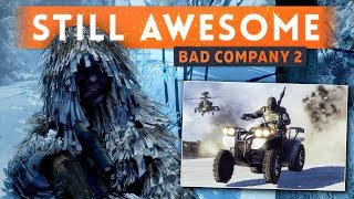 ➤ THIS GAME IS *STILL* AMAZING! - Battlefield Bad Company 2